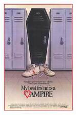 MY BEST FRIEND IS A VAMPIRE Movie POSTER 27x40 Robert Sean Leonard LeeAnne