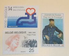 Belgium Stamp 1340-2 MNH  Cat $3.65