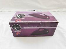New in Box Xsteam Garment Steam Travel Size Iron Steamer Purple w2s1