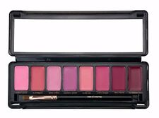 Profusion MATTE Lipsticks Palette - 8 Rose shades Matte Lip Colors~ *US SELLER*