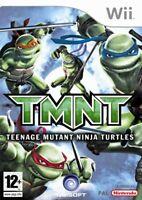 Nintendo Wii Spiel - TMNT: Teenage Mutant Ninja Turtles UK DE/EN mit OVP