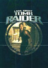 TOMB RAIDER LARA CROFT FOIL SET (9)