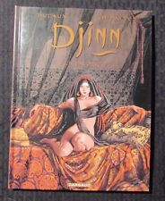 2001 DJINN Tome 1 La Favorite - French HC VF+ Dargaud