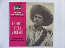 BO Film OST Le gout de la violence ANDRE HOSSEIN Poderoso senor ..  46078 ME