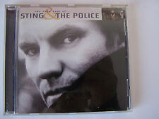CD STING ET THE POLICE the very best of... comme neuf