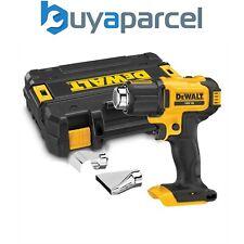 Dewalt DCE530N XR 18V Cordless Heat Gun Bare - Includes Tstak Case + 2 Nozzles