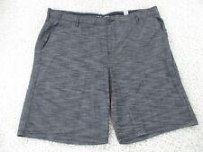 Zoo York Mens 50 Black True Flex Shorts New NWT