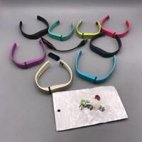 Fitbit Flex Activity Fitness Wristband FB401 Black L/G Bundled W/ Charger