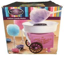 Nostalgia Cotton Candy Maker Ccm505