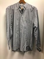 NWT $164 Brioni Mens Dress Shirt Size XL