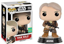 Han Solo Summer Convention 2016 Exclusive Star Wars POP! #115 Vinyl Figur Funko