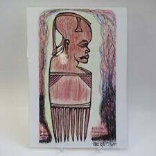 Art by Martyn Smiles, Signed Limited Edition Reproduction Print, A4 Laminated, B