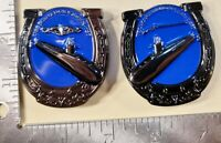 "USS Kentucky SSBN-737 Submarine challenge Coin US Navy Challenge Coin 2.0"" 129"
