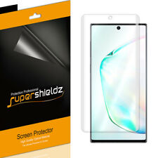 2X Supershieldz Clear Full Cover Screen Protector for Samsung Galaxy Note 10
