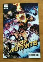 New Mutants  # 1 Nick Bradshaw 1:25 incentive Variant Cover Marvel Comics VF/NM