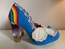 Irregular Choice Shirley Bass 38/5