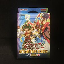 Yu-Gi-Oh! Trading Card Game: Starter deck -YUYA- (First Edition) (English Ed.)