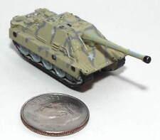 Micro Machine Plastic German WWII type Jagdpanther Tank Destroyer/Gray Camo