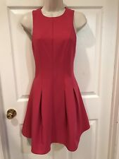 Adelyn Rae Women's Pink Dress Small S Fit And Flare