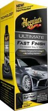 Meguiars G18309EU Ultimate Fast Finish Paint Protection & Easiest Wax + FREEBIES