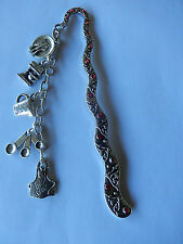 Cooking, bake master chef cook, kitchen rules queen recipes red bling bookmark