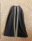 """1/6 Scale Soldier Accessories Clothes Model Cape Cloak Robes 3 Colors F 12"""" Body"""