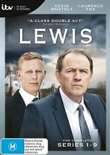 Lewis Complete season 1, 2, 3, 4, 5, 6, 7, 8 & 9 DVD Box Set R4 New Sealed