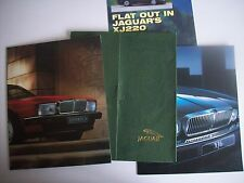 SALES BROCHURE AND SPECIFICATIONS FOR XJ6 AND SOVEREIGN 93 MODELS 12.99