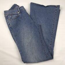 Vintage TOMMY JEANS denim jeans womens wide leg SZ/7