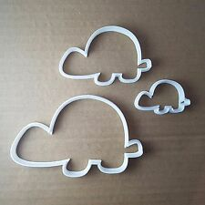Tortoise Turtle Sea Fish Shape Cookie Cutter Animal Biscuit Pastry Fondant Sharp