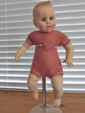 Gerber ~ Vintage 1970's Vinyl Gerber Flirty Follow Me Eyes Doll 17""