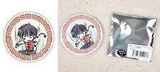 "Ranma ½ Can Badge 01 GraffArt Ranma Saotome Male 2.5"" A3 Rumiko Takahashi New"