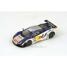 Mclaren Mp4/12c #17 French GT 2012 Loeb red Bull 1/43 Spark