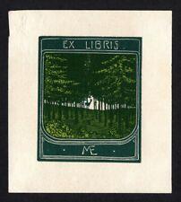 20)Nr.121- EXLIBRIS- Fritz Endel