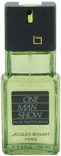 One Man Show Cologne by Jacques Bogart Men Perfume Edt Spray 3.4 oz 100ml TESTER
