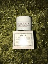 """NEW"" FRESH Rose Face Mask 15ml/ 0.5floz hydrates & tones"