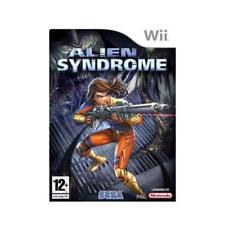 Nintendo Wii PAL version Alien Syndrome