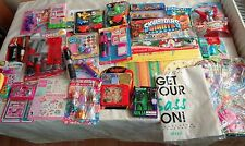 JOB LOT CHRISTMAS STOCKING FILLER POCKET MONEY TOYS DISNEY DR WHO OCTONAUTS NEW
