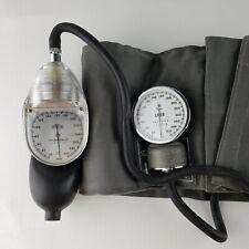 Vintage Military Tychos Taylor Instrument Sphygmomanometer US  Blood Pressure