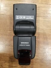 Yongnuo Flash Speedlite YN-565EX For Canon.  EXCELLENT condition
