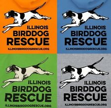 English Pointer Rescue T-shirts LIMITED QUANTITIES- Pet Rescue Fundraiser