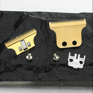 Detailer Extra Wide Cremic Replacement Blade GOLD Colour for WAHL Trimmer UK