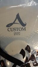 "Zildjian A Custom Crash 18"" A20516  best offer me lowest price in US"