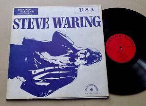 "Steve WARING "" S/T "" TRI-FOLD LP CHANT DU MONDE G.U. LDX 74393 (1970) Folk EX"