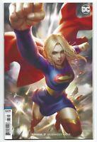 Supergirl #37 2019 Unread Derrick Chew Card Stock Variant Cover DC Comics Houser