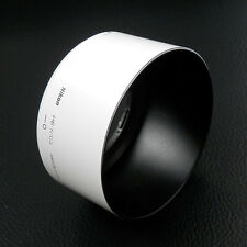 Nikon HB-N103 Lens Hood Shade for Nikon 1 Nikkor 30-110mm f3.8-5.6 Lens - White