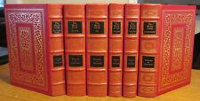 Easton Press; The World Crisis; Winston Churchill - 6 Vol.; Free Ship/Tracking
