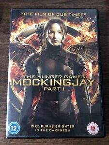 The Hunger Games Mockingjay Part One 1 DVD 12
