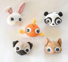 Google Eyed / Dress It Up Buttons Jesse James  / Fish ~ Rabbit ~ Dog ~ Cat
