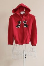 """Girls Size 3 """"Gymboree"""" Red 'Frenchie' Jacket. Perfect Condition! Bargain Price!"""